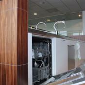 Deze klant wilde graag een keuken laten installeren met deels nieuwe en deels gebruikte onderdelen